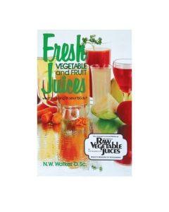 Libro per la salute personale - succhi di frutta e verdure fresche